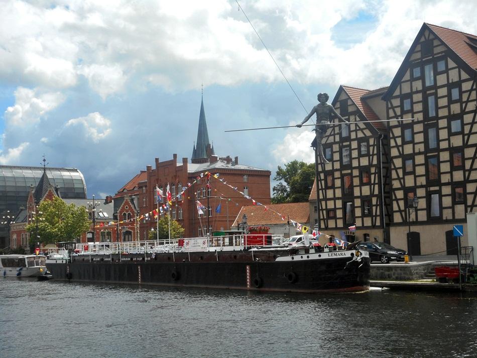 Barka Lemara w Bydgoszczy