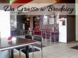 Pizzeria Da Grasso w Brodnicy. Czy ich pizza naprawdę jest smaczna?