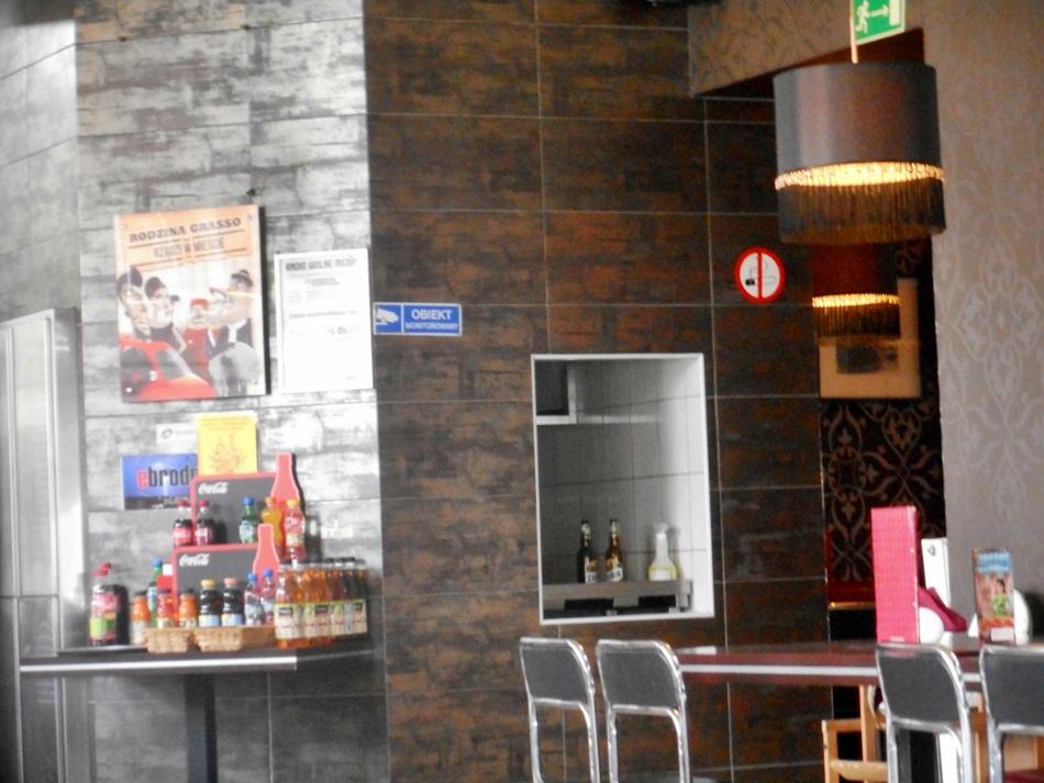 Pizzeria Da Grasso w Brodnicy