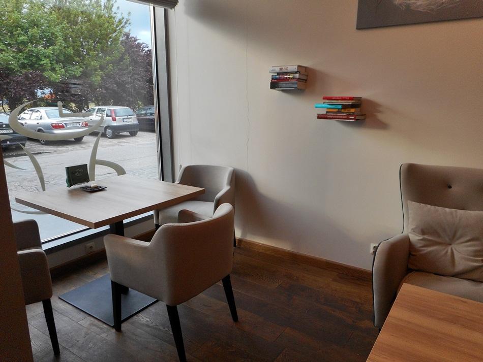 Kwadrans Cafe w Toruniu