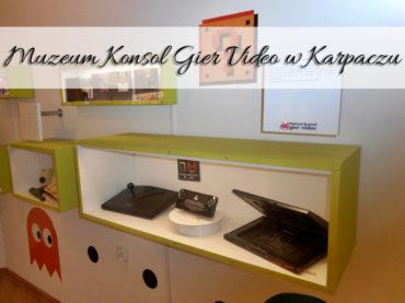 Muzeum Konsol Gier Video w Karpaczu. Historia konsol w jednym miejscu