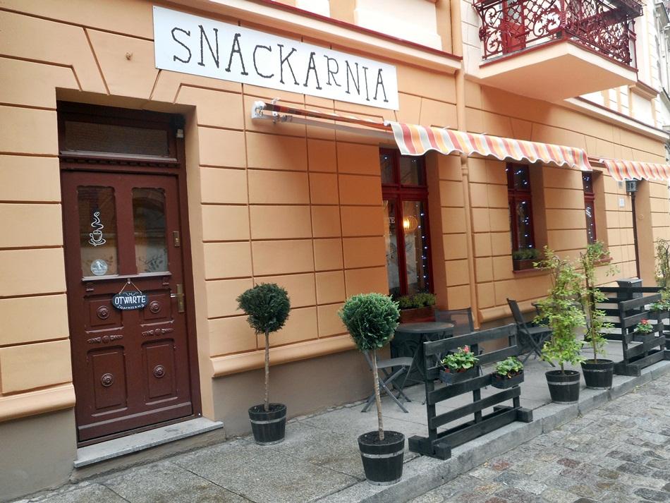 Snackarnia w Toruniu