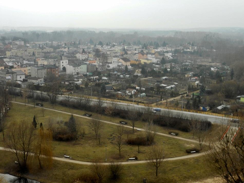 Zamek i wieża w Brodnicy