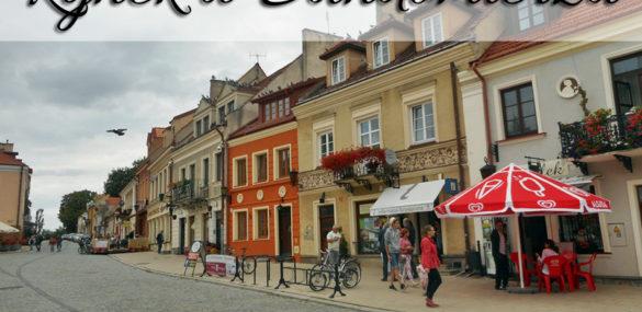 Rynek w Sandomierzu. Widziałeś Ojca Mateusza jadącego na rowerze?