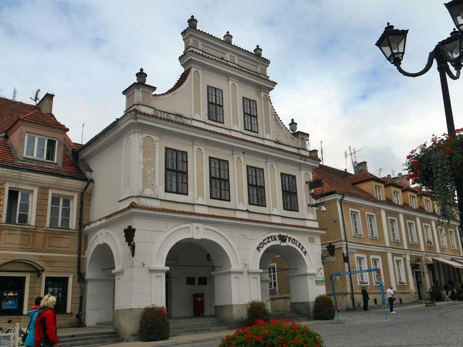 Kamienica Oleśnickich w Sandomierzu