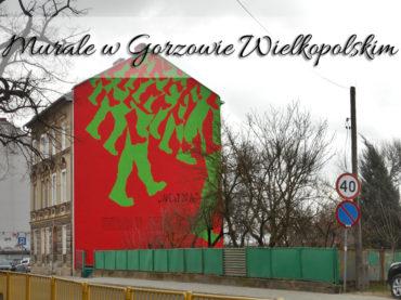 Murale w Gorzowie Wielkopolskim. Naprawdę robią wrażenie
