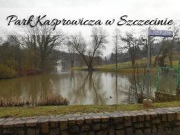 Park im. Kasprowicza w Szczecinie. Warto tam zajrzeć