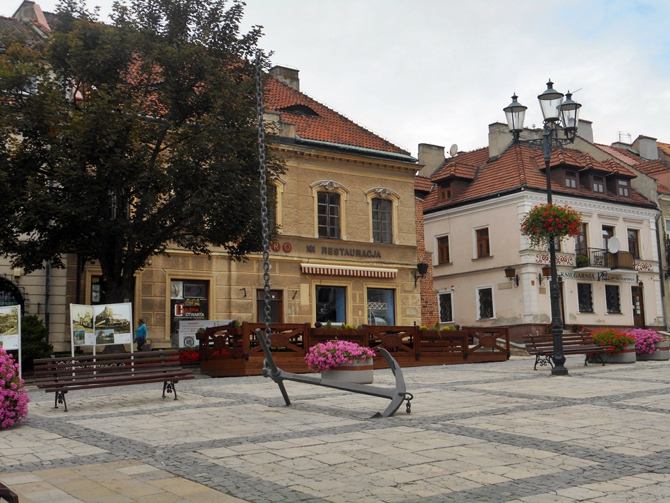 Rynek w Sandomierzu