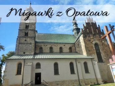 Migawki z Opatowa. Zobacz co warto zobaczyć w mieście