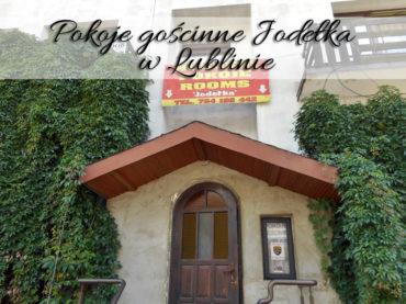 Pokoje gościnne Jodełka w Lublinie. Nocleg na peryferiach miasta