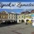 Rynek w Zamościu. Przepiękne centrum miasta