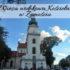 Wieża widokowa w Zamościu. Miasto widziane z lotu ptaka