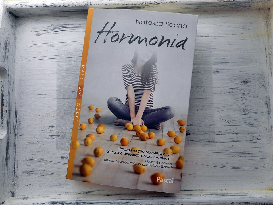 """,,Hormonia"""" Natasza Socha"""