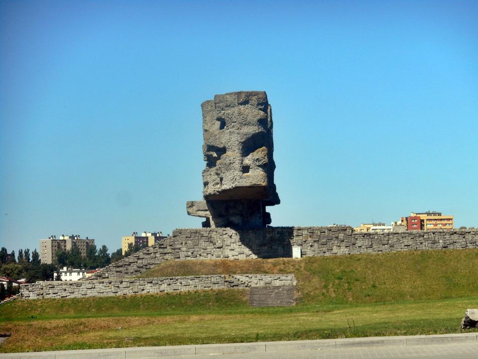 Majdanek w Lublinie