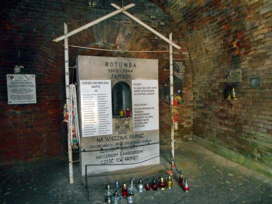 Rotunda w Zamościu