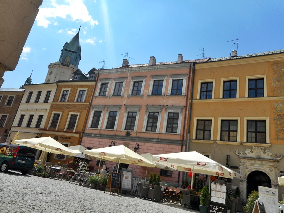 Rynek w Lublinie