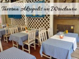 Taverna Akropolis we Wrocławiu. Te greckie smaki zapadają w pamięć