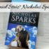 """,,Anioł Stróż"""" Nicholas Sparks. Nie za bardzo przypadła mi do gustu ta książka"""