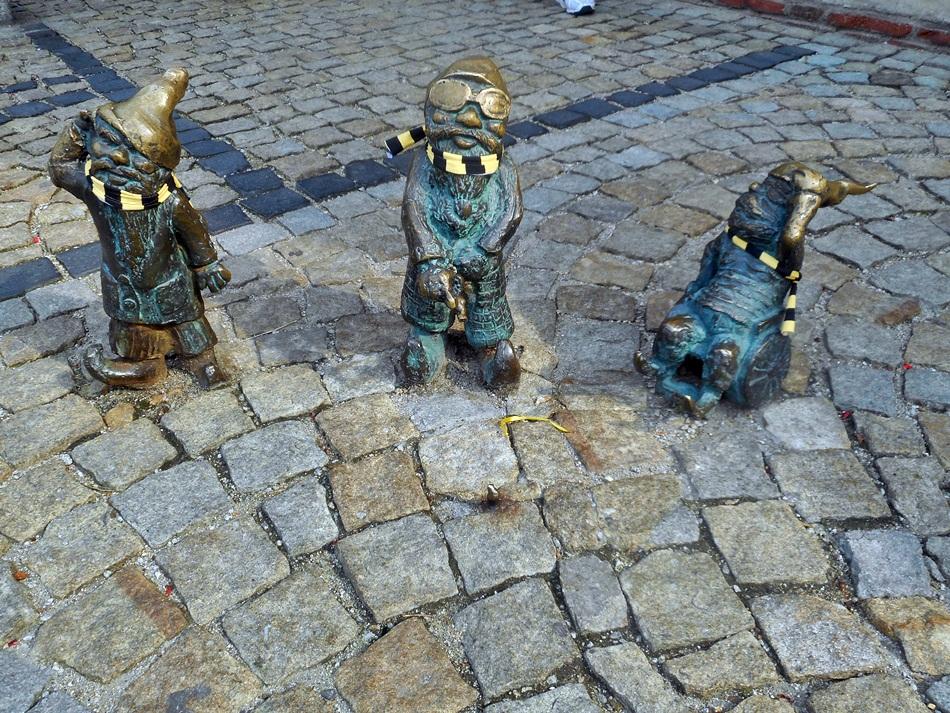 Krasnale we Wrocławiu