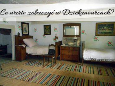 Co warto zobaczyć w Dziekanowicach? Z pewnością Wielkopolski Park Etnograficzny