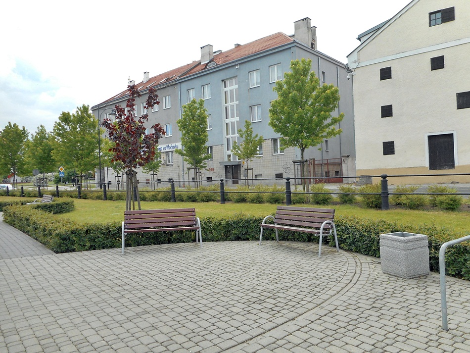 Bulwar we Włocławku