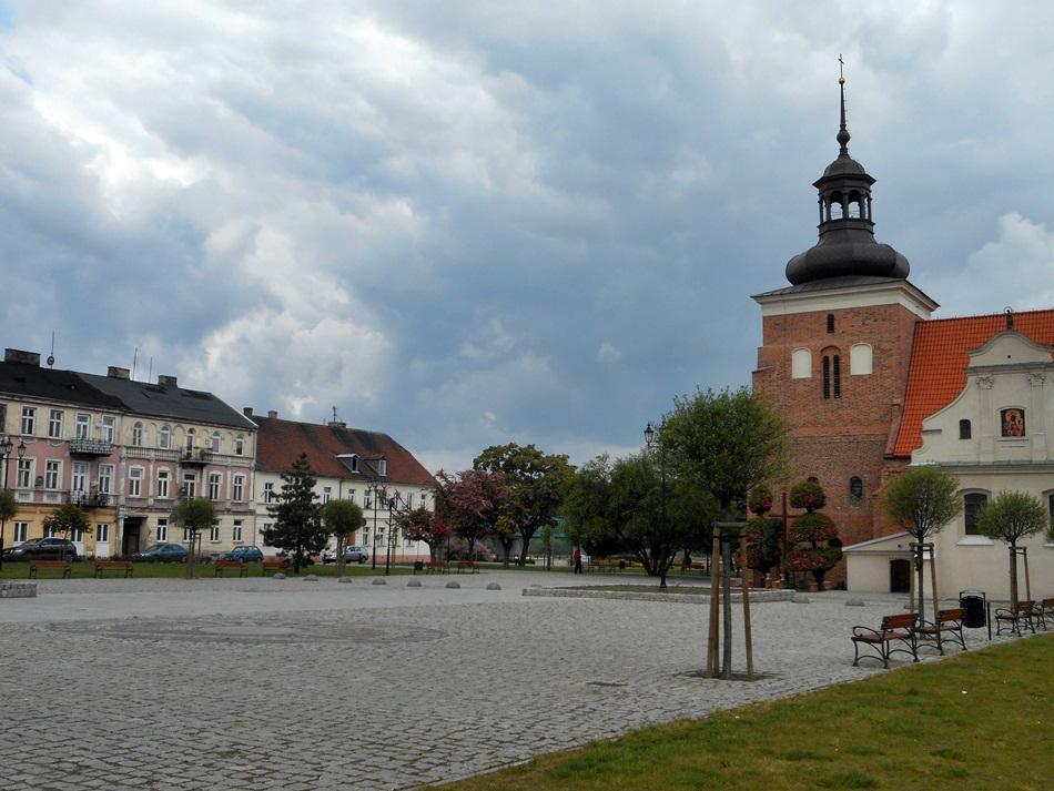 Stary Rynek we Włocławku