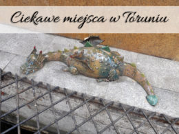 Ciekawe miejsca w Toruniu. Sprawdź, o ilu z nich jeszcze nie słyszałeś