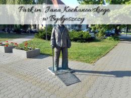 Park Jana Kochanowskiego w Bydgoszczy. Zmiana na lepsze
