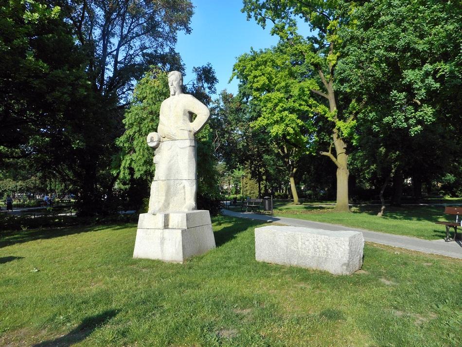 Park Jana Kochanowskiego w Bydgoszczy