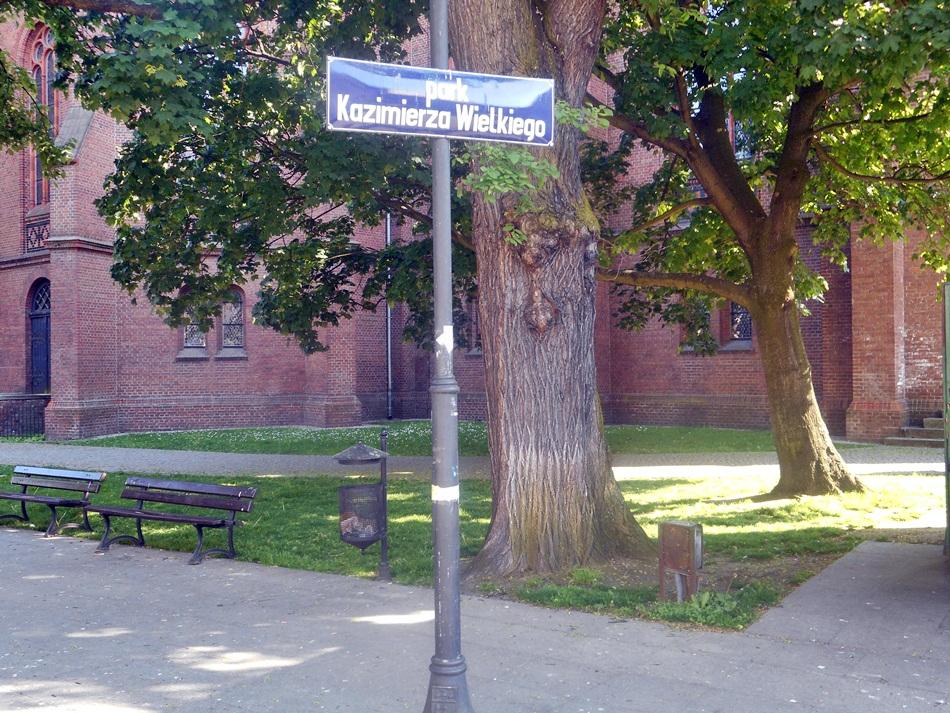 Park Kazimierza Wielkiego w Bydgoszczy