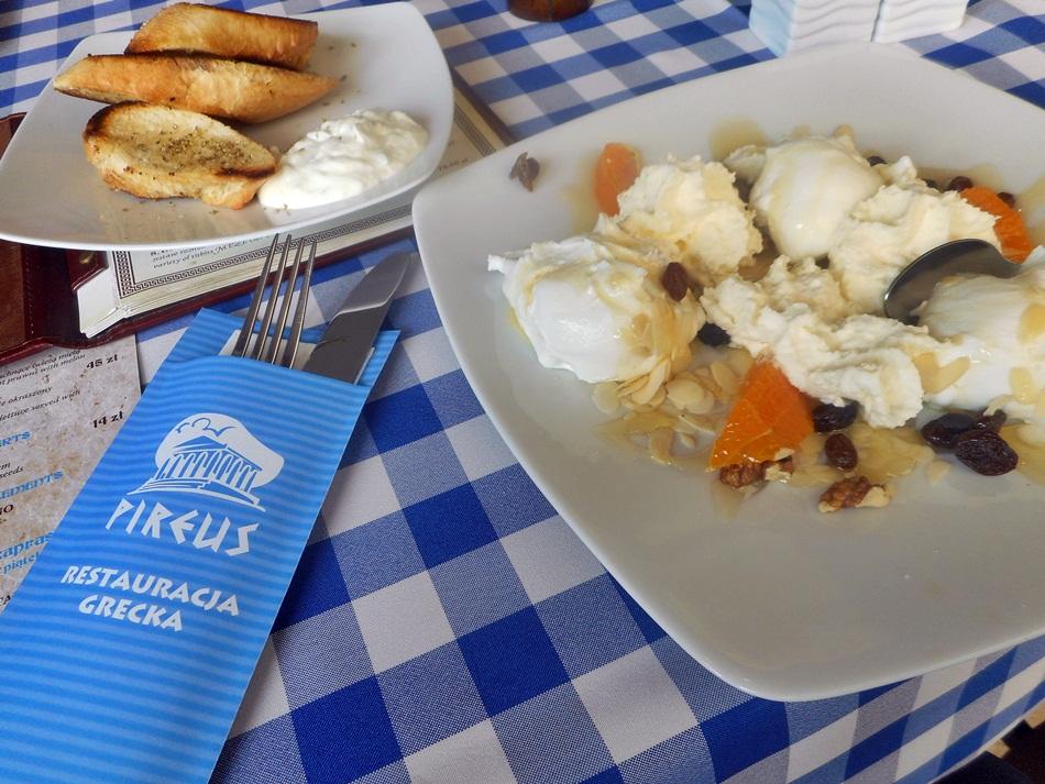 Restauracja grecka Pireus w Bydgoszczy