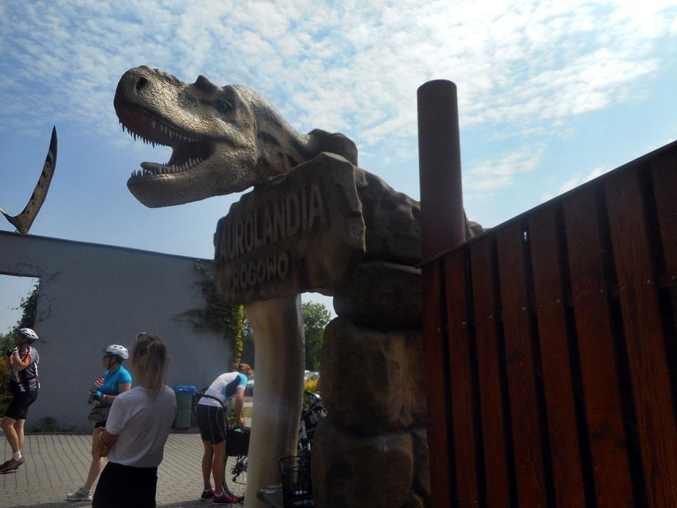 Park Dinozaurów w Rogowie (Zaurolandia)