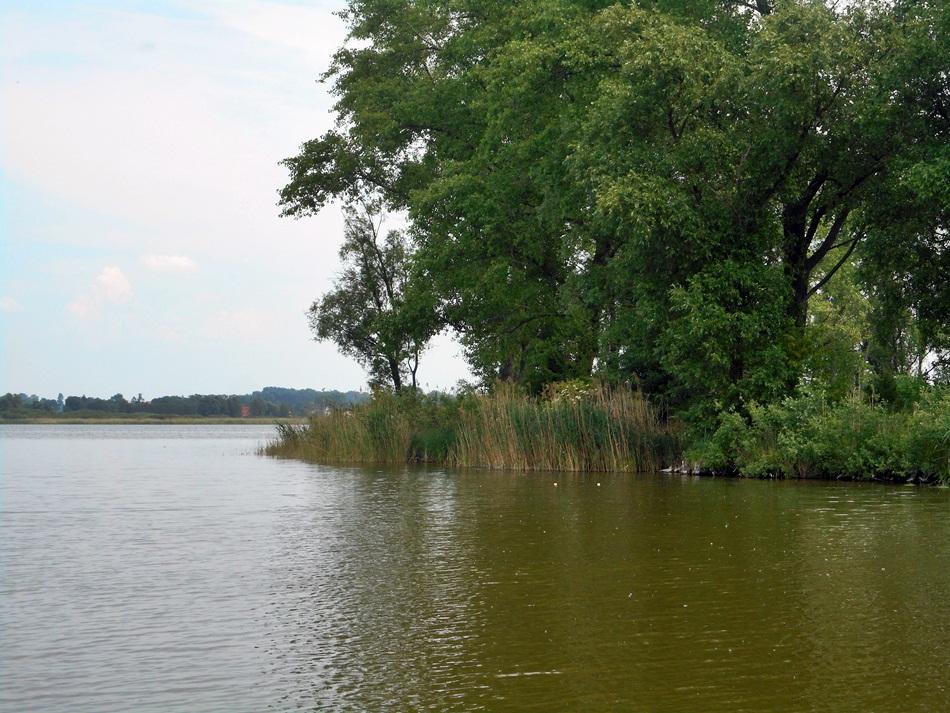 Rejs statkiem po Jeziorze Biskupińskim