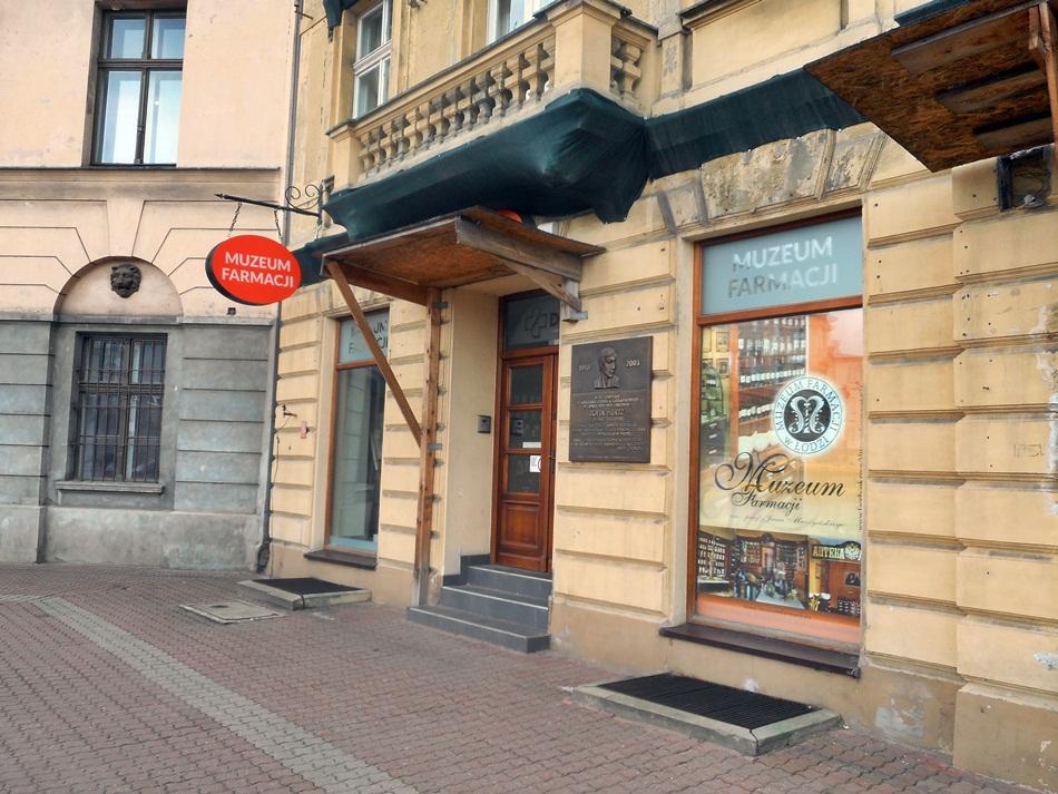 Muzeum Historii Farmacji w Łodzi