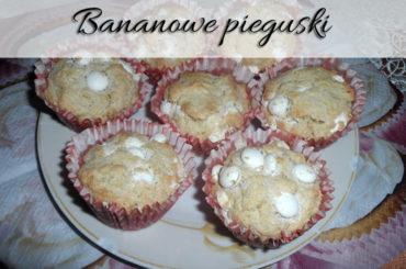 Bananowe pieguski. Ten smak…