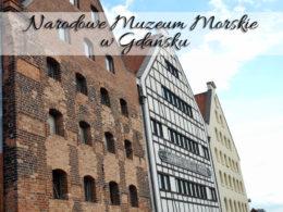 Narodowe Muzeum Morskie w Gdańsku. Dowiedz się więcej o morzu