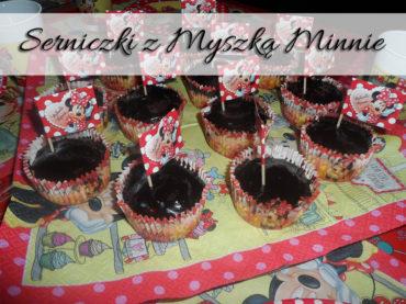 Serniczki z Myszką Minnie