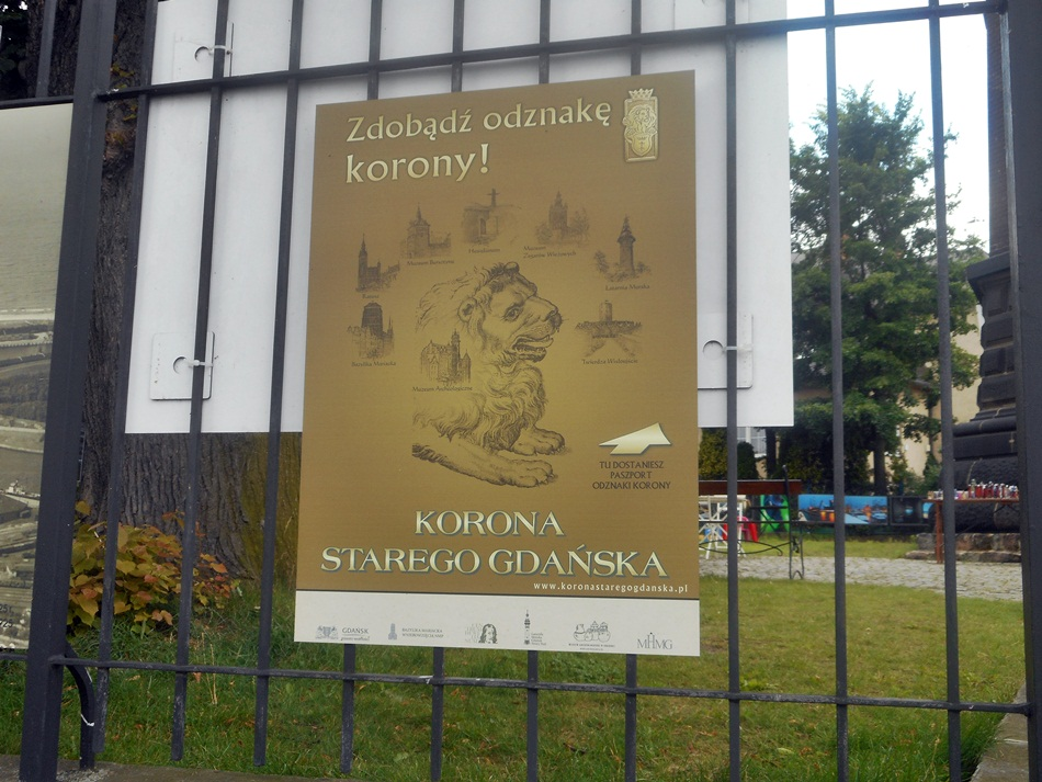 Projekt Korona Starego Gdańska