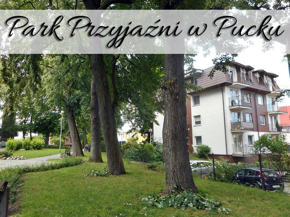 Park Przyjaźni w Pucku