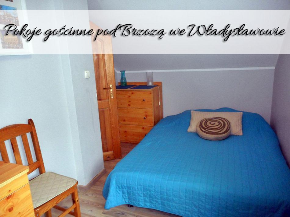 Pokoje gościnne pod Brzozą we Władysławowie