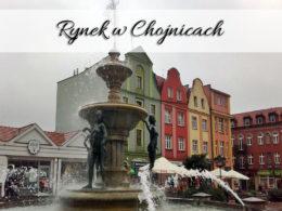 Rynek w Chojnicach. Daj się zaczarować kolorowym uliczkom