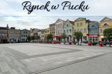 Rynek w Pucku