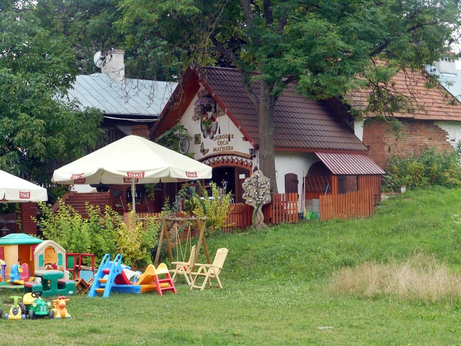 Dworek Ojca Mateusza w Sandomierzu
