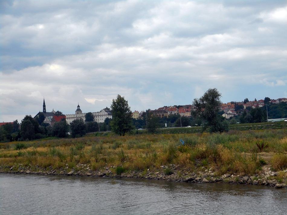 Rejs statkiem po Wiśle w Sandomierzu