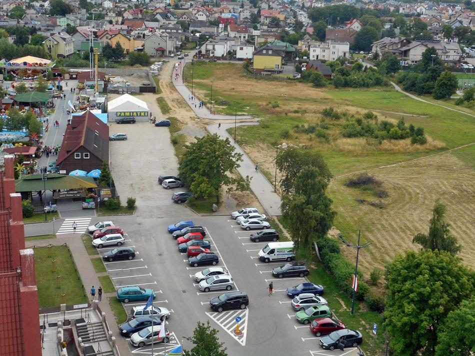 Tarasy widokowe w Domu Rybaka we Władysławowie