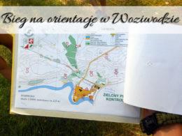 Bieg na orientację w Woziwodzie. Sprawdź się w terenie