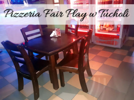 Pizzeria Fair Play w Tucholi