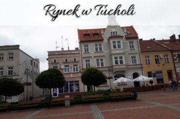 Rynek w Tucholi