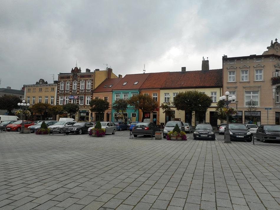 Rynek we Wrześni