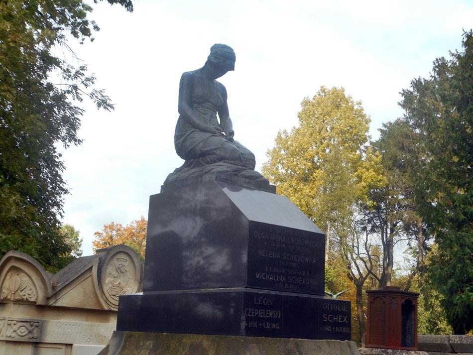 Cmentarz Łyczakowski we Lwowie
